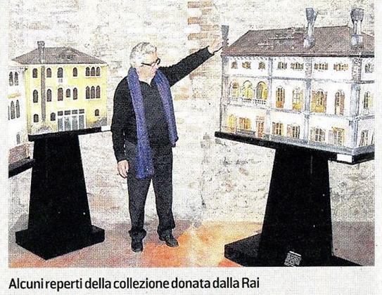 Viaggio a Goldania in una Venezia virtuale del 1700.